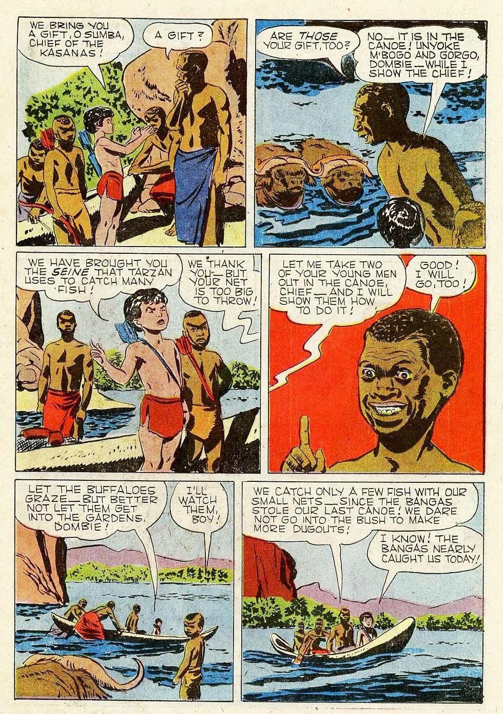 Tarzan (1948) issue 122 - Page 23