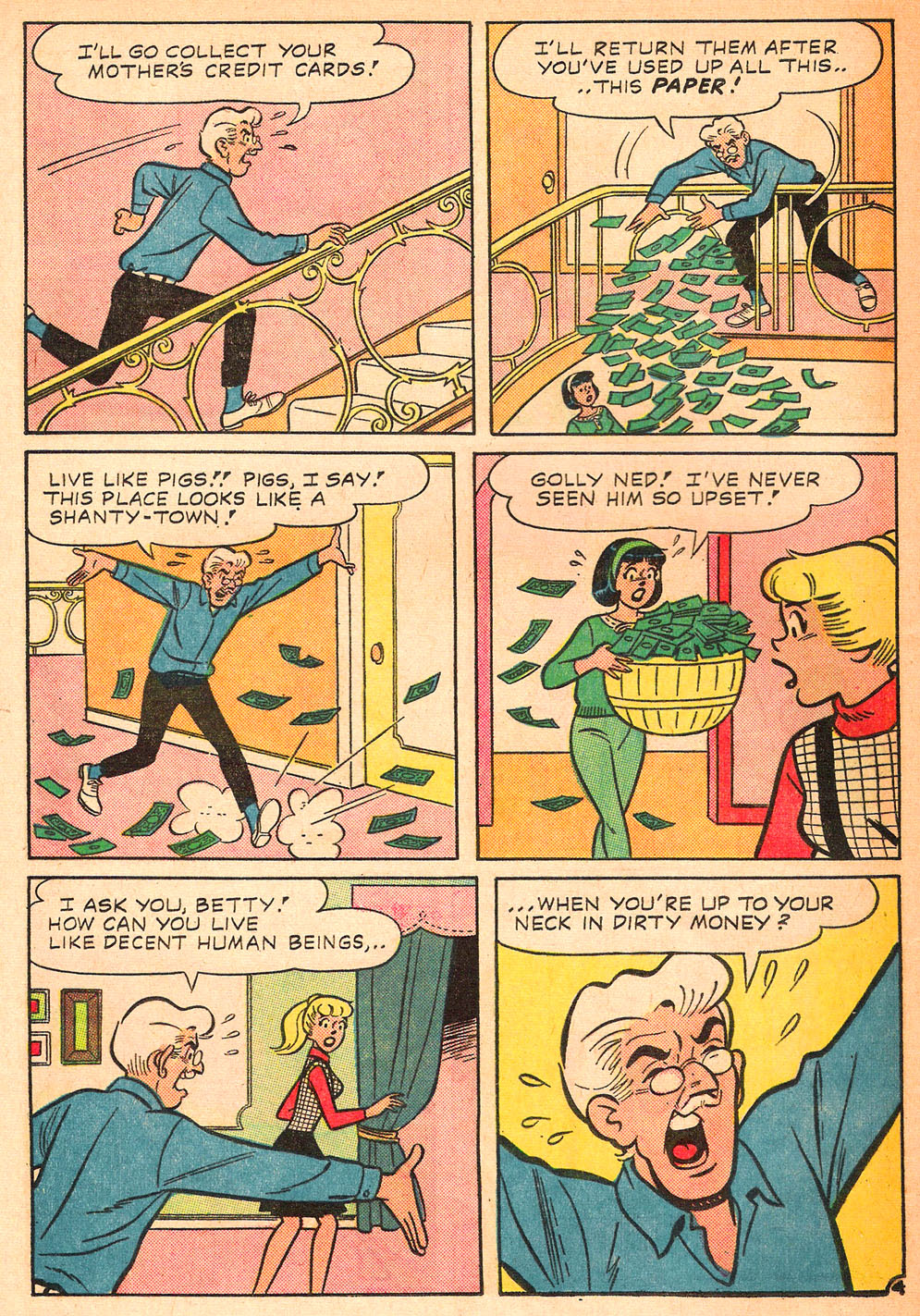 Read online Archie's Girls Betty and Veronica comic -  Issue #122 - 32