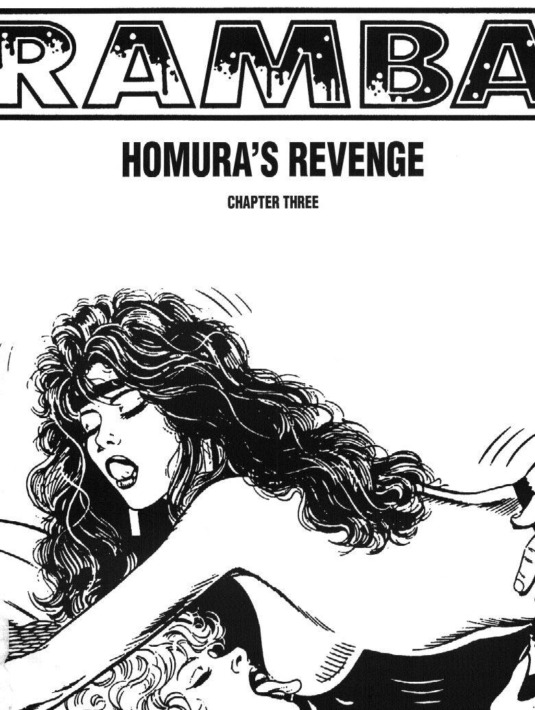 Ramba issue 13 - Page 1
