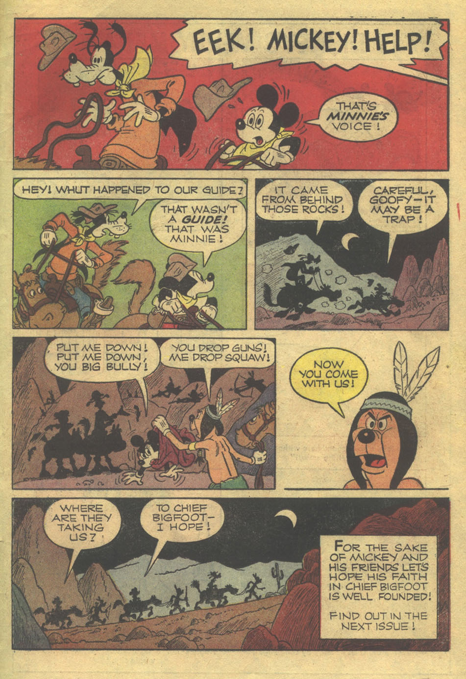 Walt Disney's Comics and Stories issue 354 - Page 32