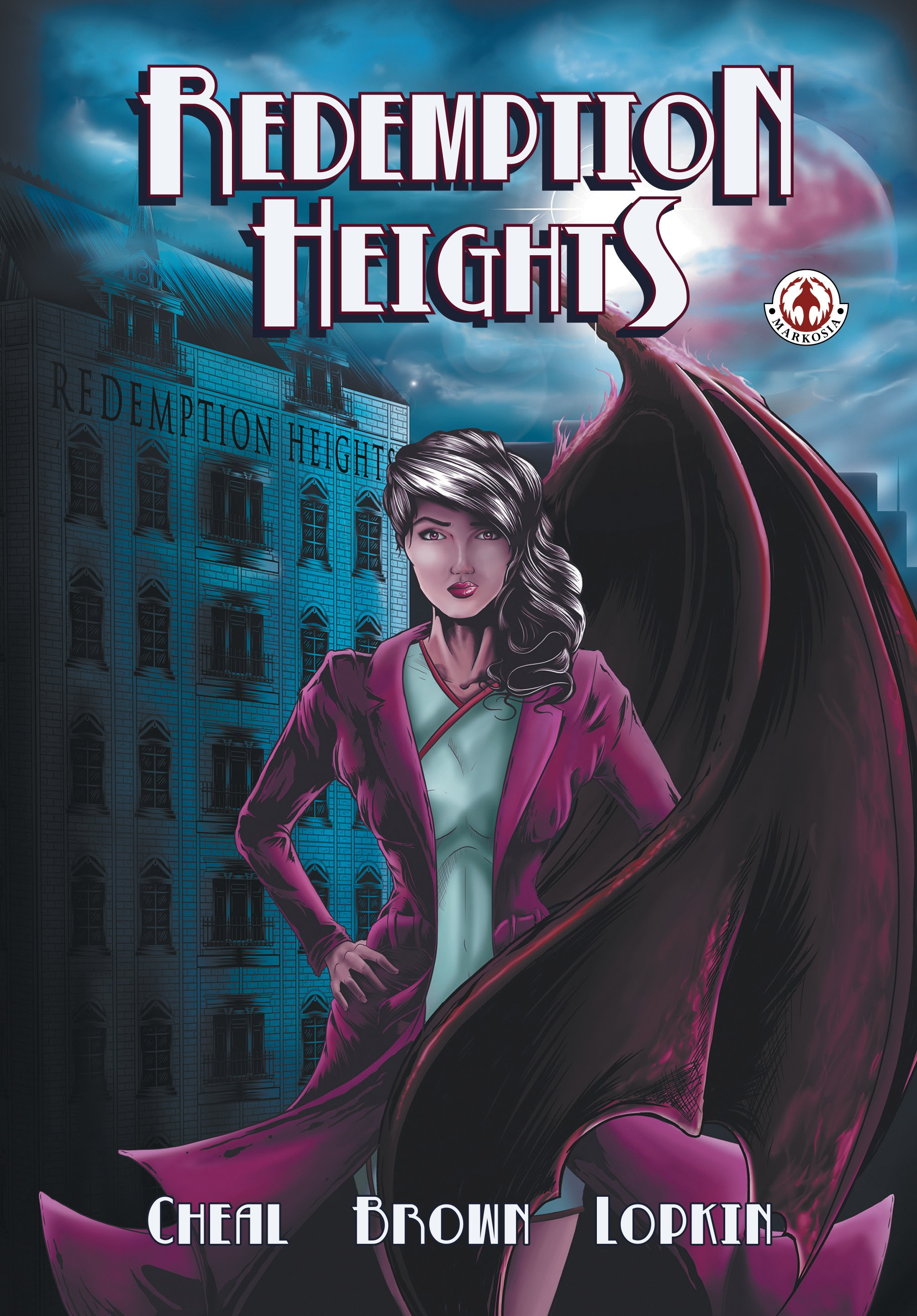 Read online Redemption Heights comic -  Issue # Full - 1