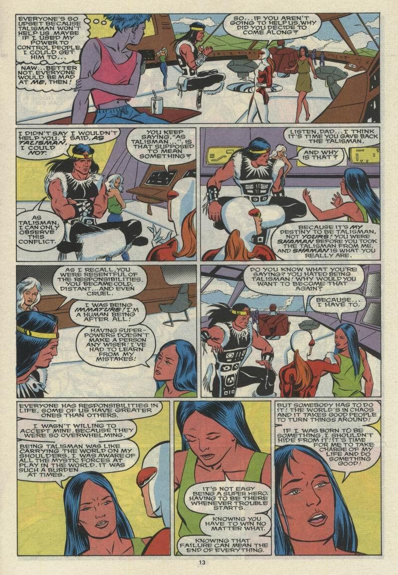 Read online Alpha Flight (1983) comic -  Issue #68 - 15