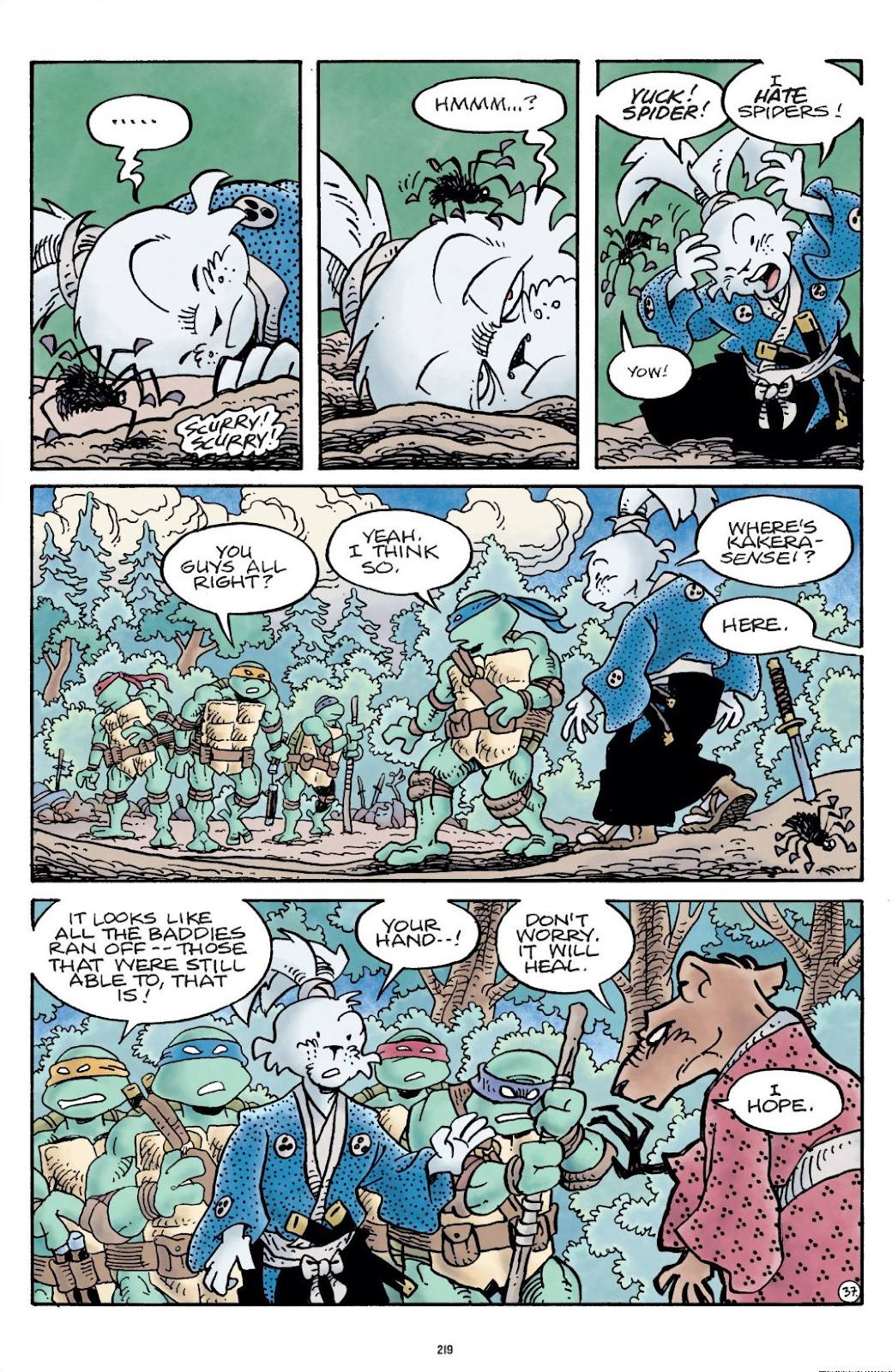 Read online Teenage Mutant Ninja Turtles: The IDW Collection comic -  Issue # TPB 9 (Part 3) - 16