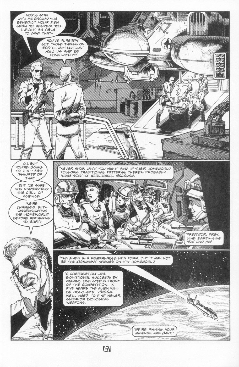 Read online Aliens (1988) comic -  Issue #5 - 5