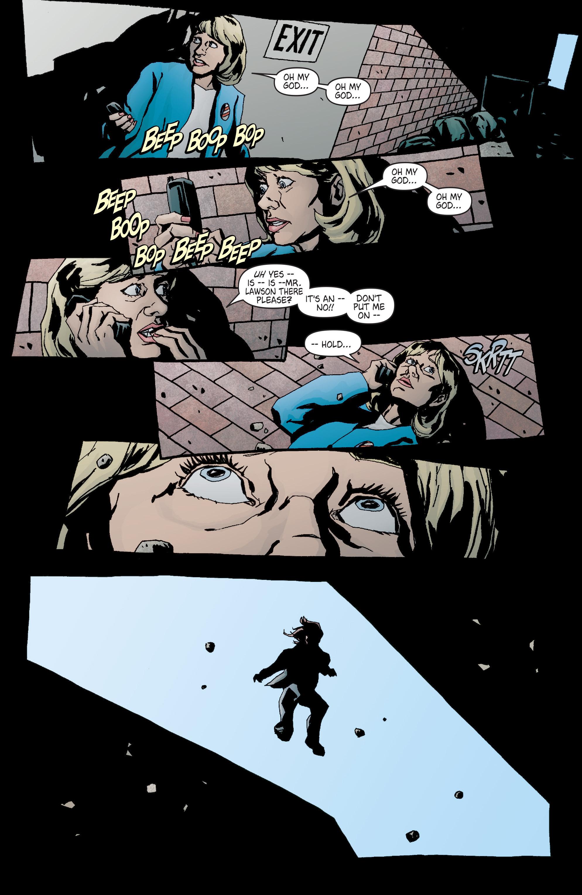 Read online Alias comic -  Issue #4 - 10