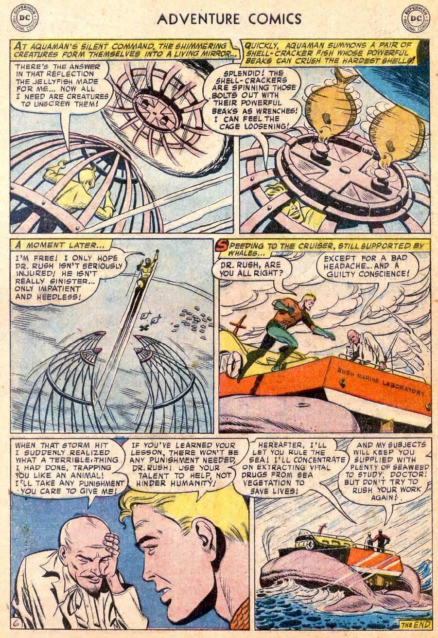Read online Adventure Comics (1938) comic -  Issue #250 - 32