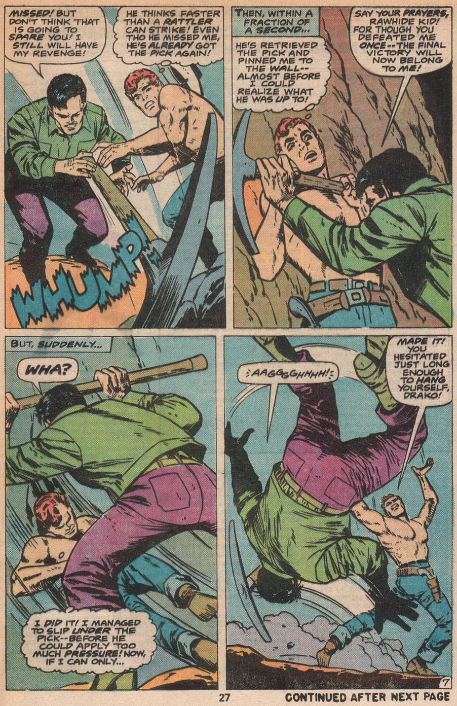 The Rawhide Kid (1955) issue 133 - Page 29