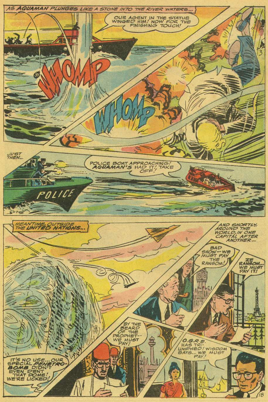 Read online Aquaman (1962) comic -  Issue #31 - 25