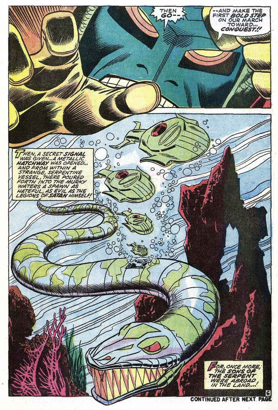 The Avengers (1963) 73 Page 8