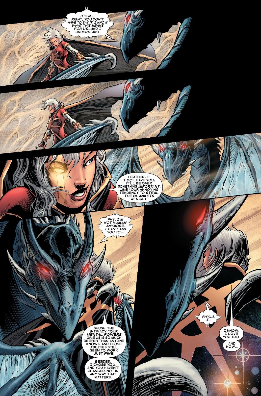 Annihilation: Conquest - Quasar issue 3 - Page 6