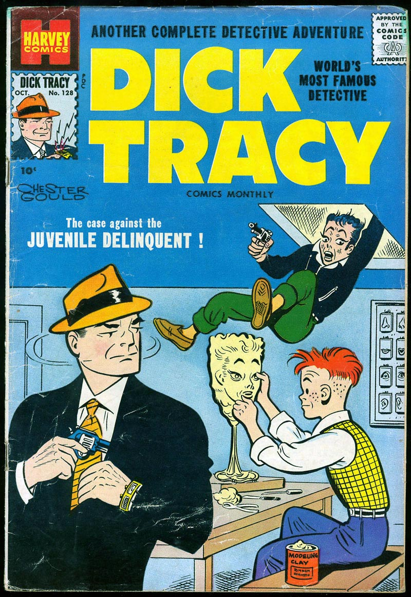 Dick Tracy (1950) 128 Page 1