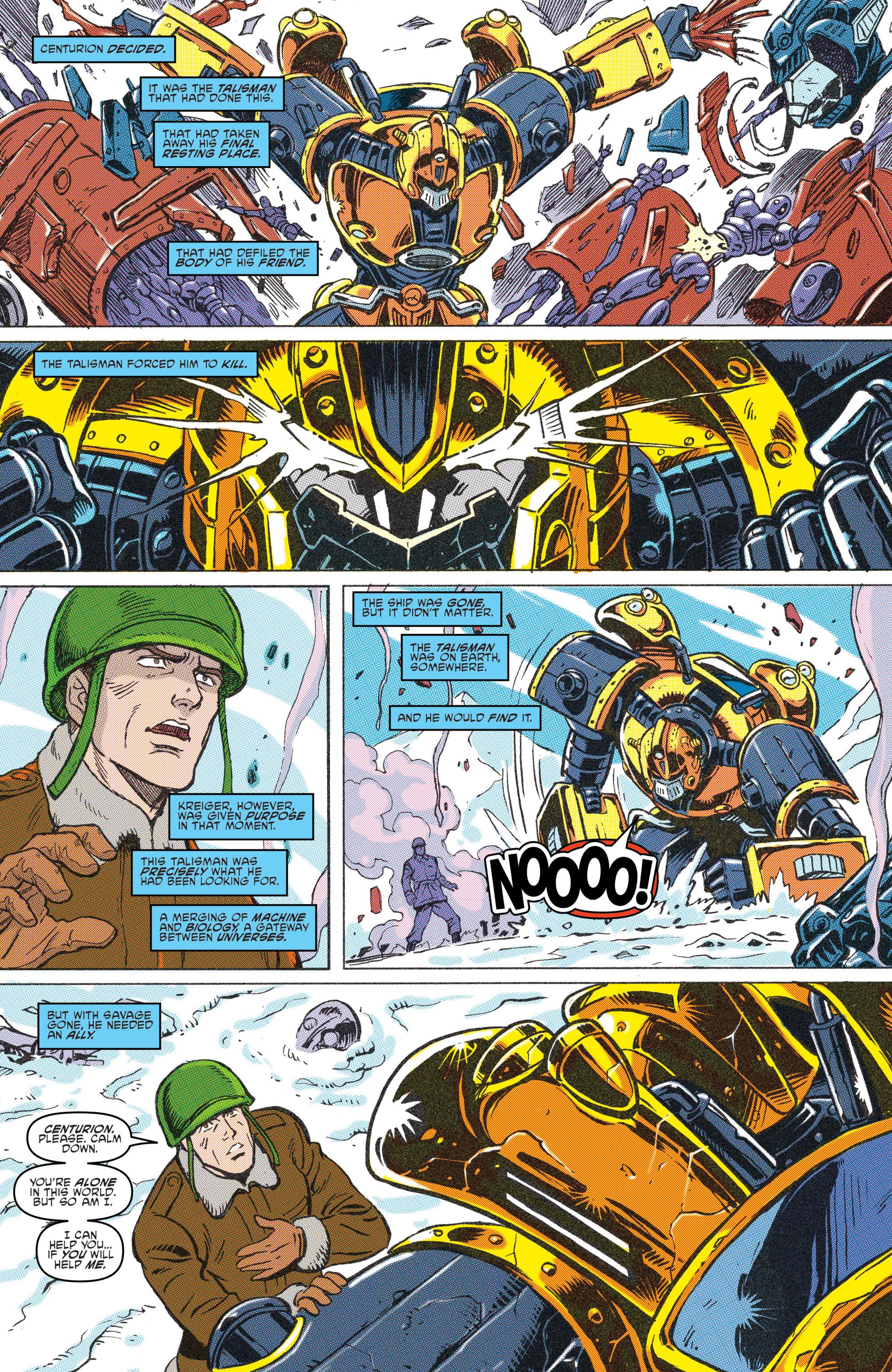 Read online Revolutionaries comic -  Issue #5 - 21