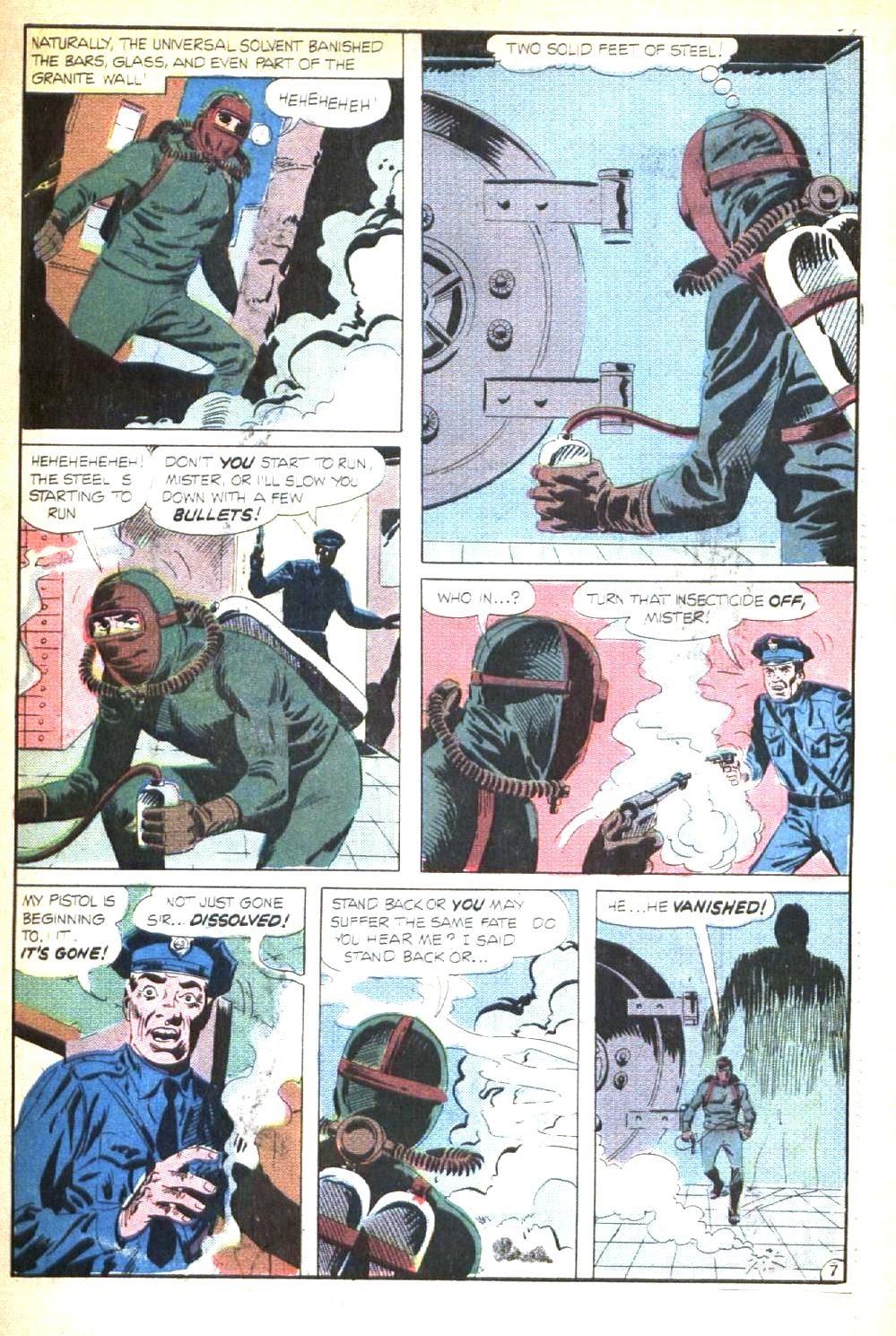 Strange Suspense Stories (1967) issue 3 - Page 31