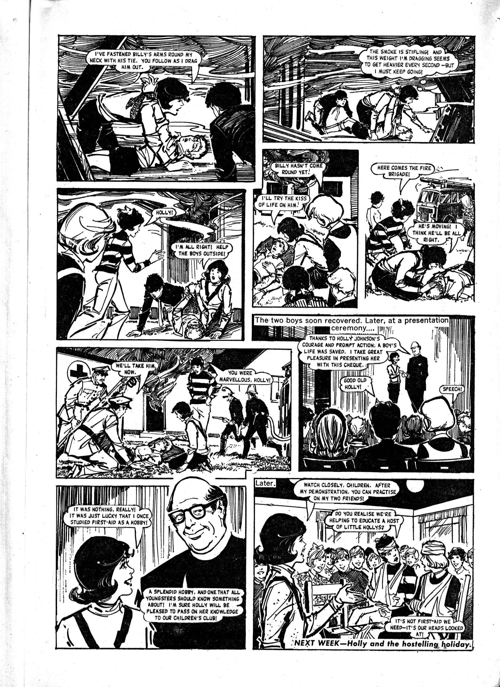 Read online Judy comic -  Issue #395 - 31