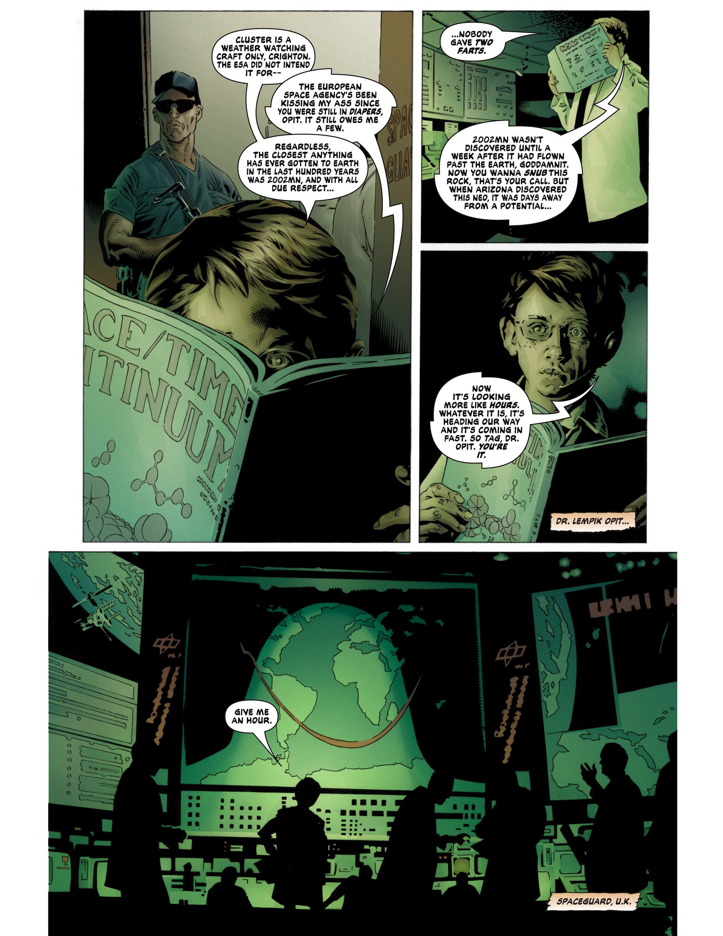 Read online Bad Planet comic -  Issue # TPB - 15