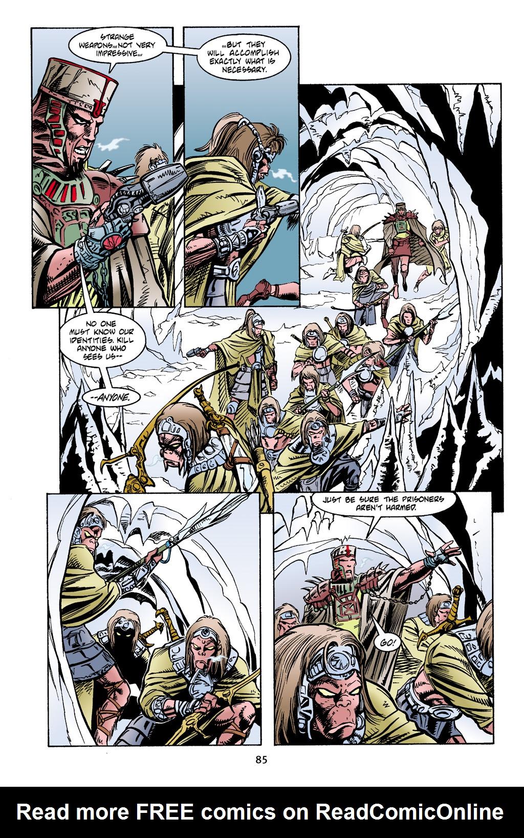 Read online Star Wars Omnibus comic -  Issue # Vol. 4 - 82