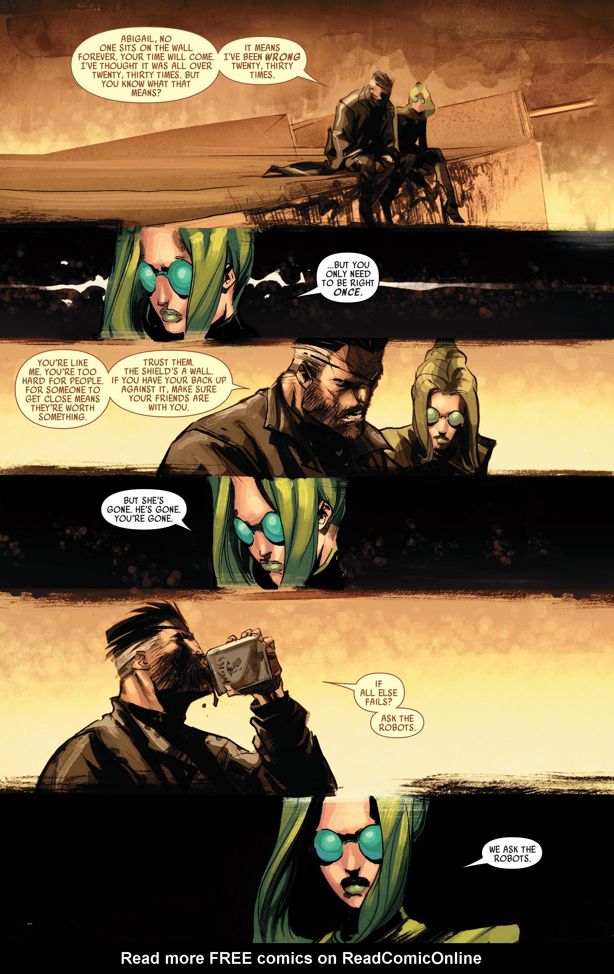 Read online Siege (2015) comic -  Issue #2 - 12