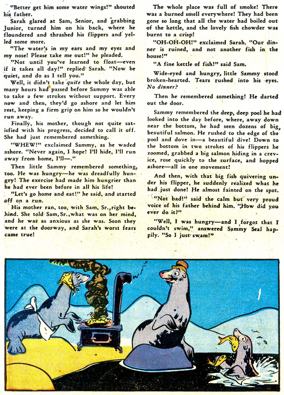Read online Animal Antics comic -  Issue #17 - 42