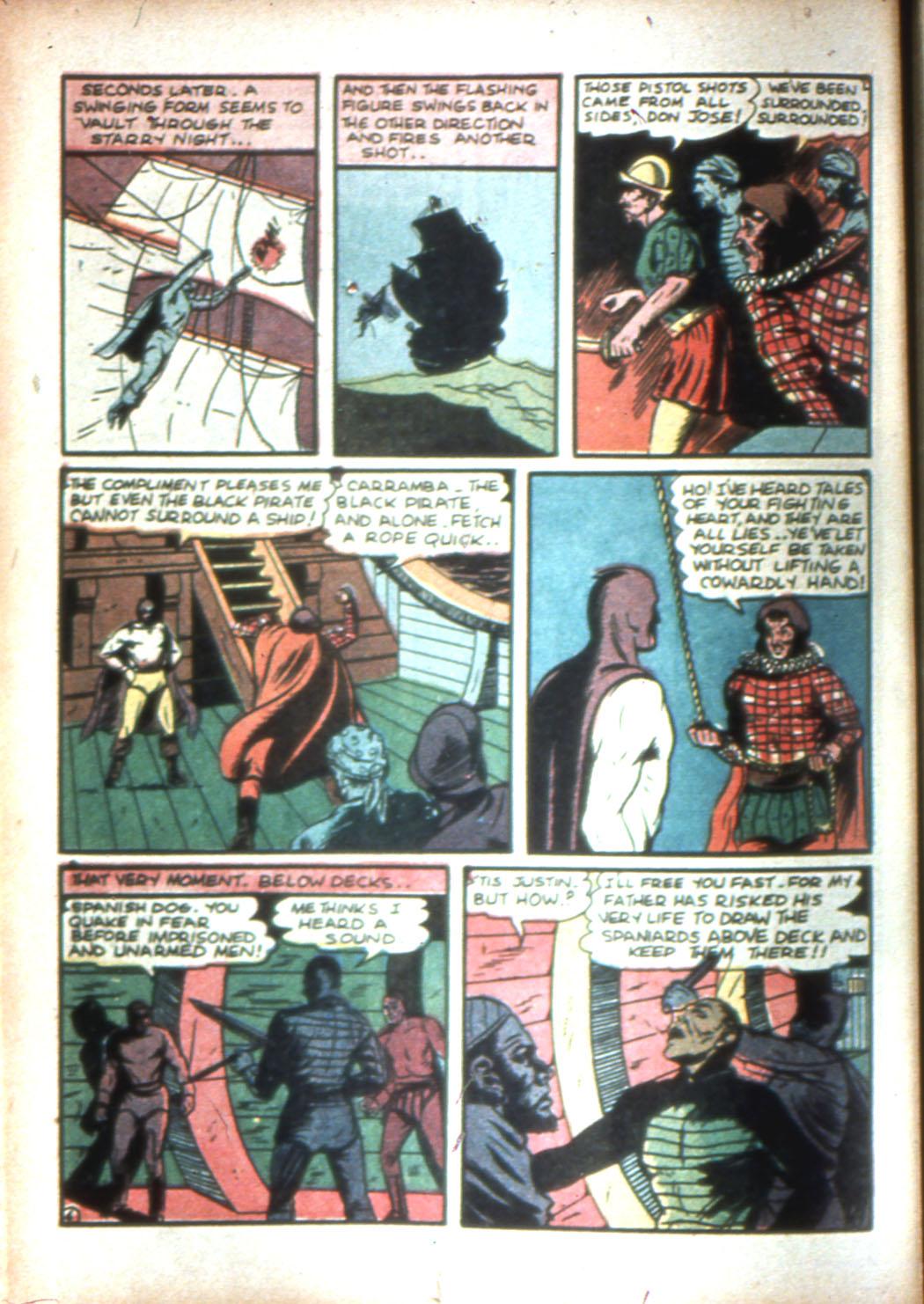Read online Sensation (Mystery) Comics comic -  Issue #16 - 22