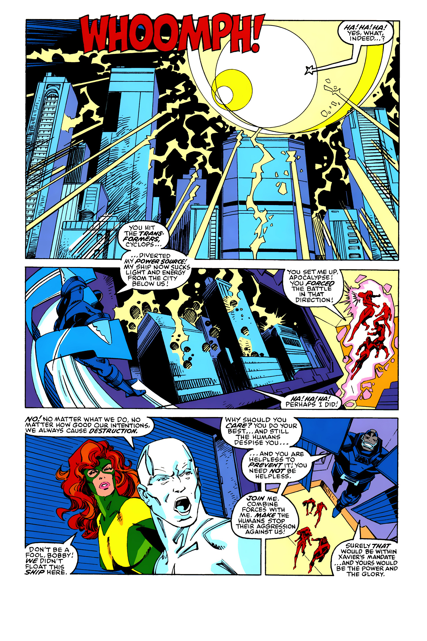 Read online X-Factor (1986) comic -  Issue #25 - 8