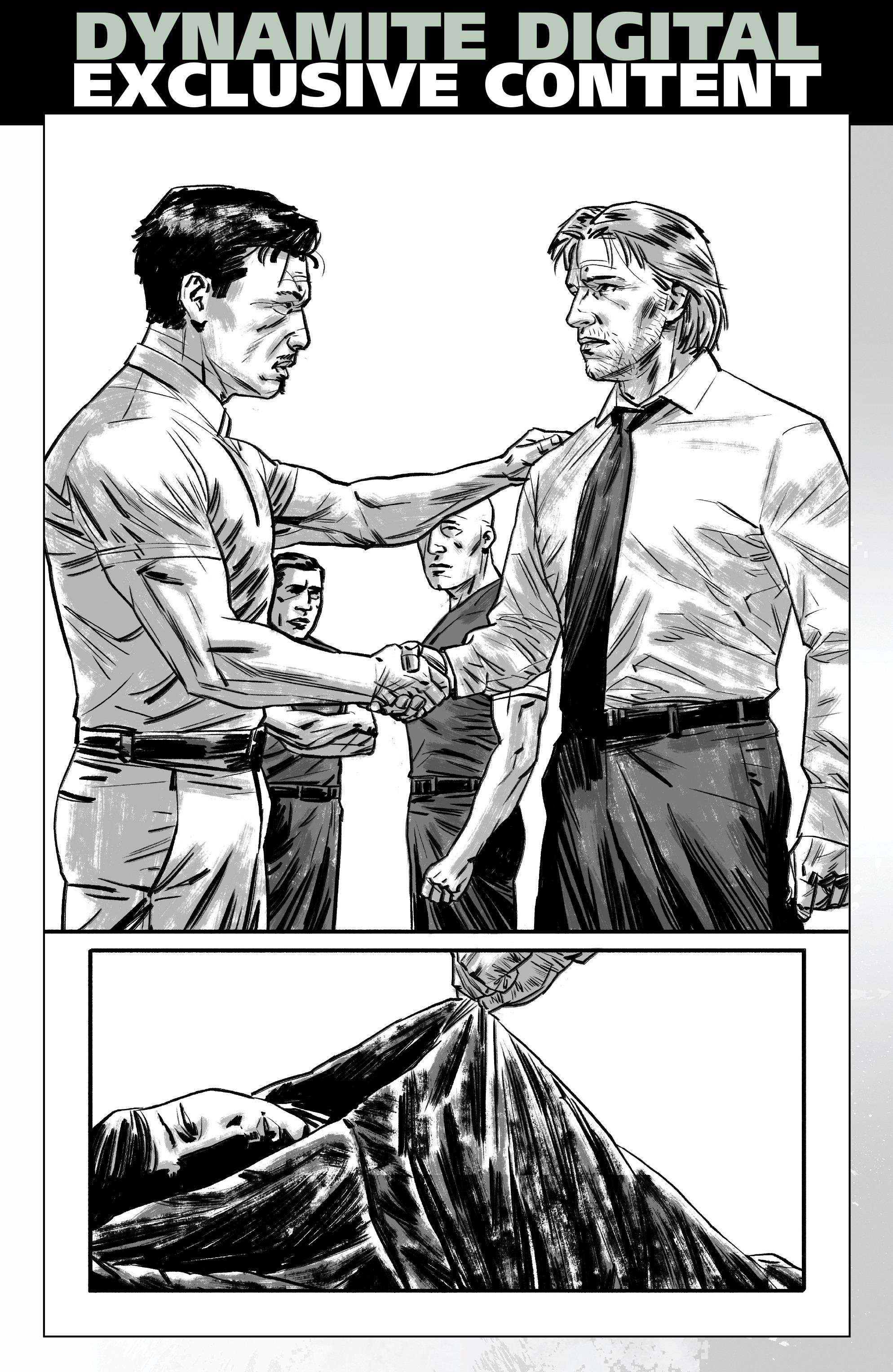 Read online James Bond: Felix Leiter comic -  Issue #4 - 23