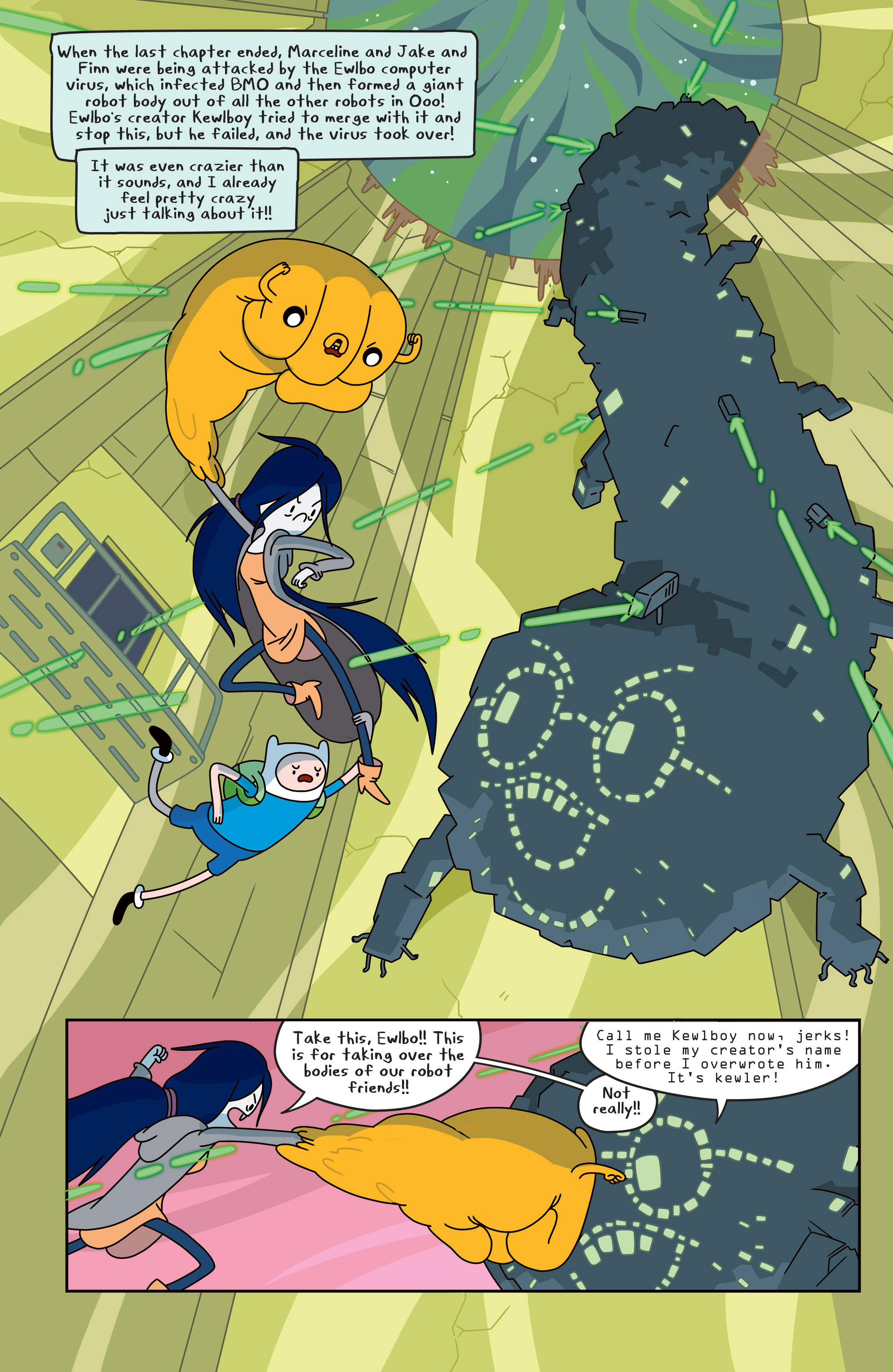 Read online Adventure Time comic -  Issue #Adventure Time _TPB 3 - 66