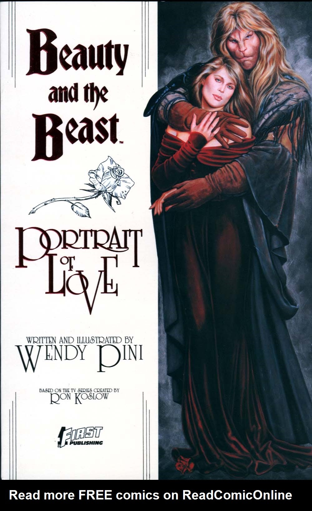 Beauty and The Beast: Portrait of Love issue Full - Page 1