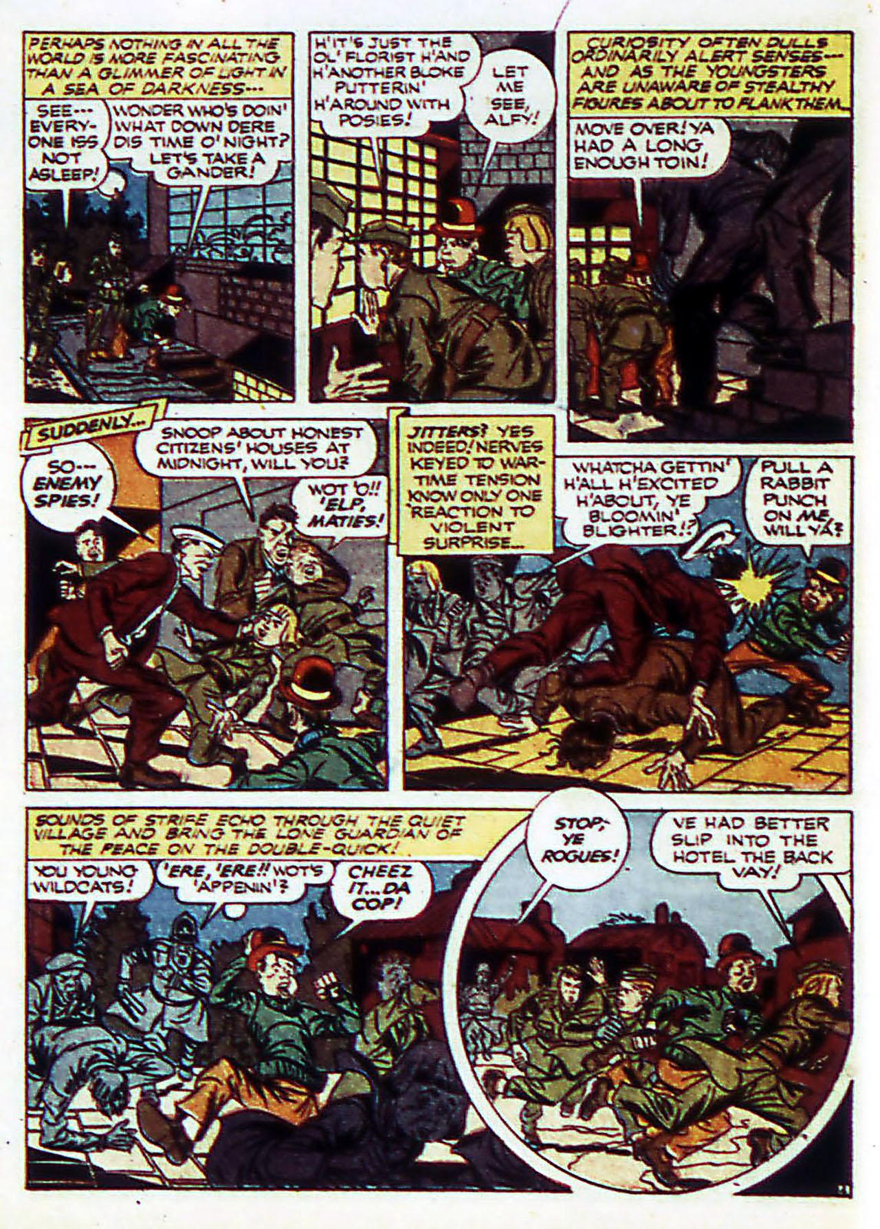 Read online Detective Comics (1937) comic -  Issue #72 - 21