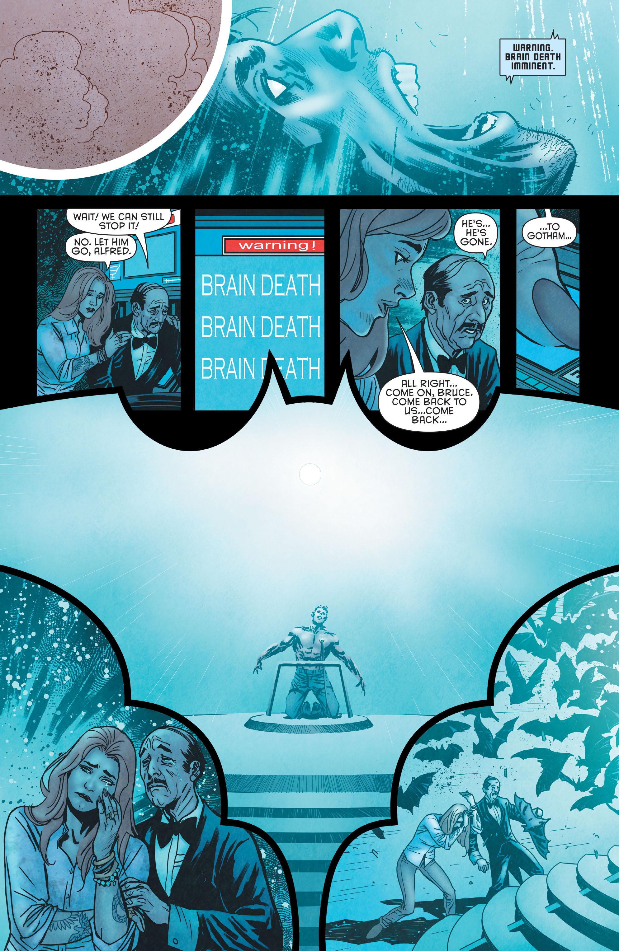 Read online Batman (2011) comic -  Issue # _TPB 9 - 91
