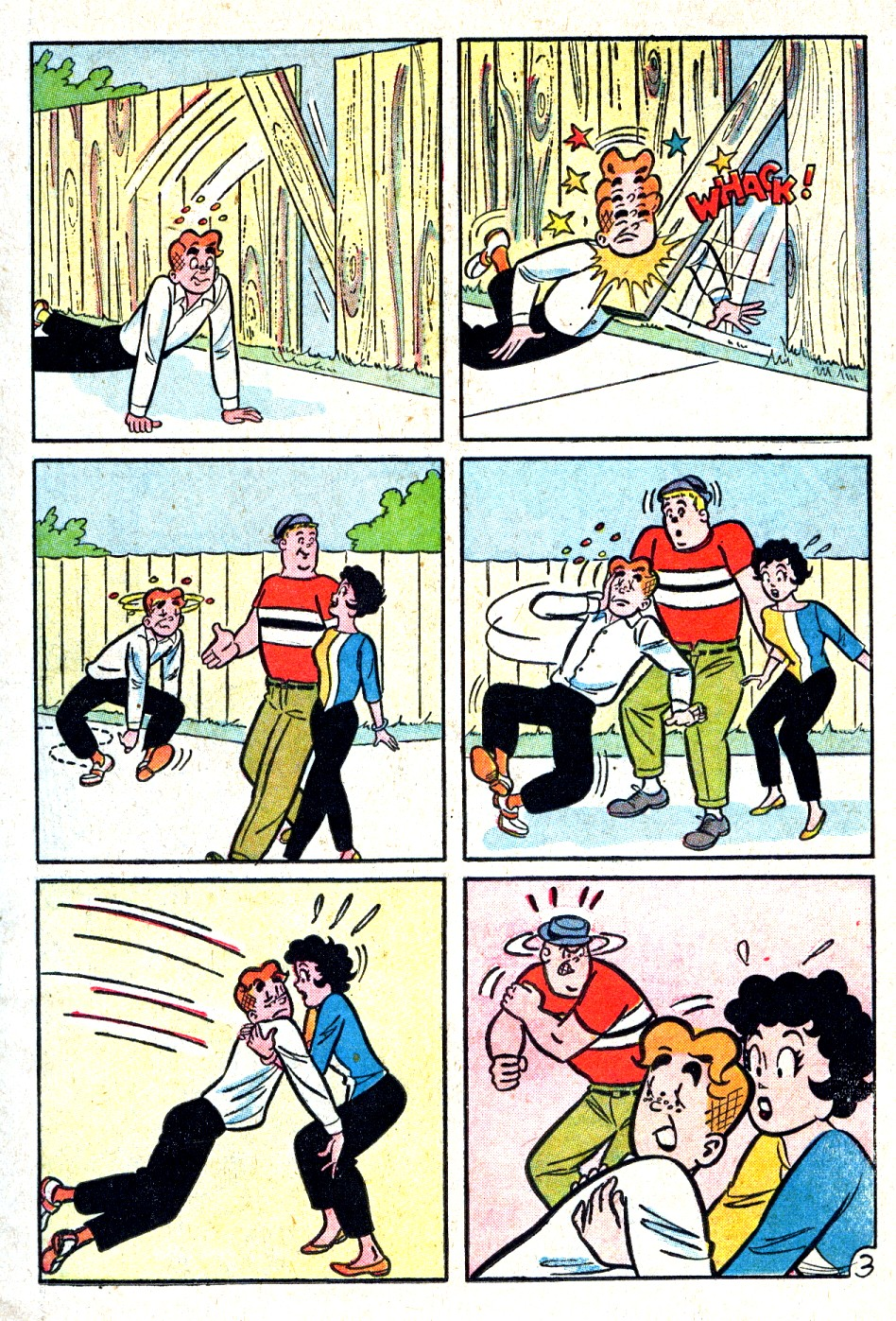 Read online Archie (1960) comic -  Issue #123 - 15