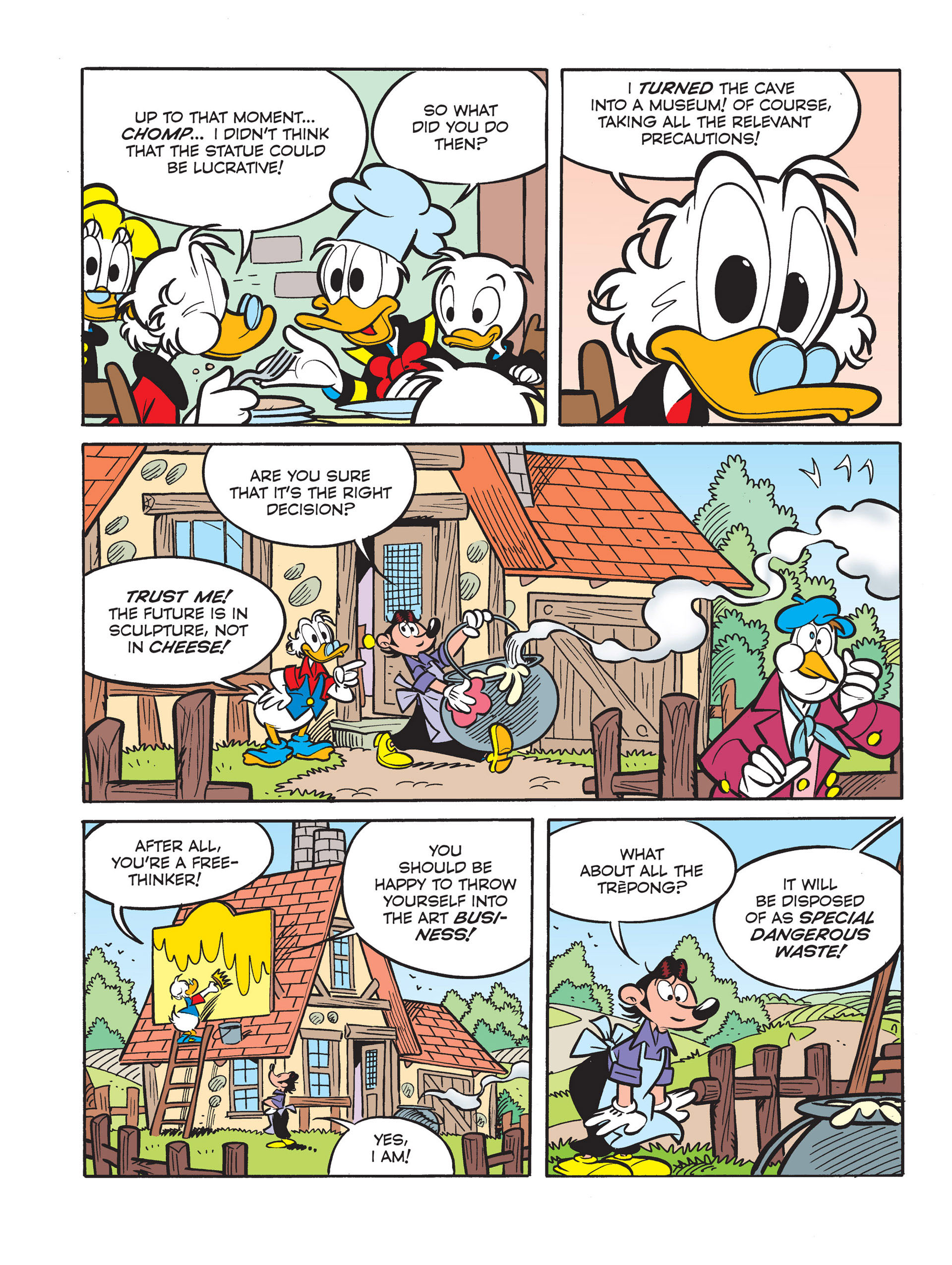 Read online All of Scrooge McDuck's Millions comic -  Issue #6 - 10
