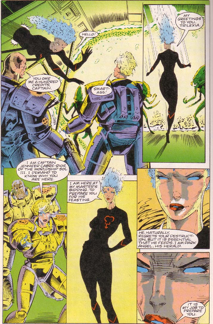 Read online Cyberspace 3000 comic -  Issue #2 - 15