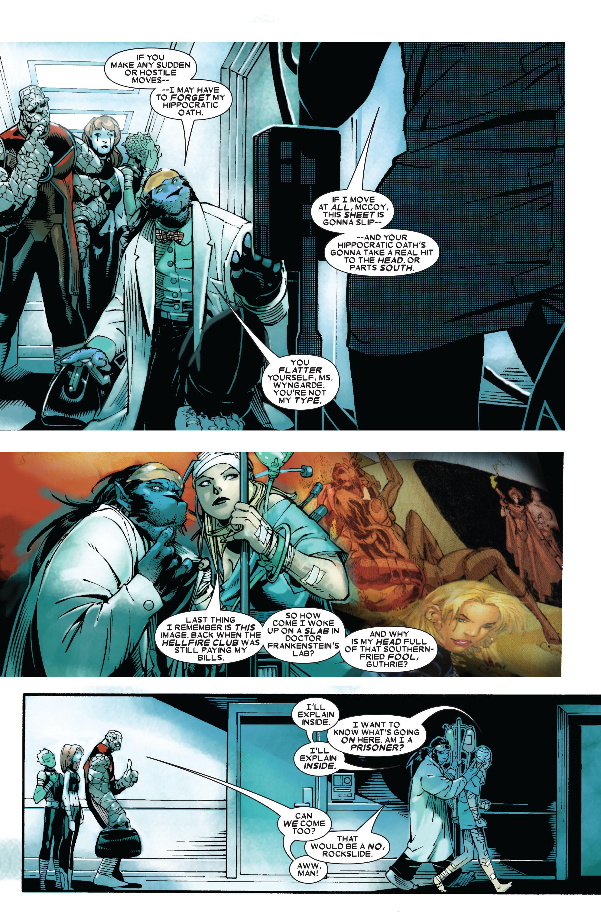 X-Men (1991) 192 Page 7