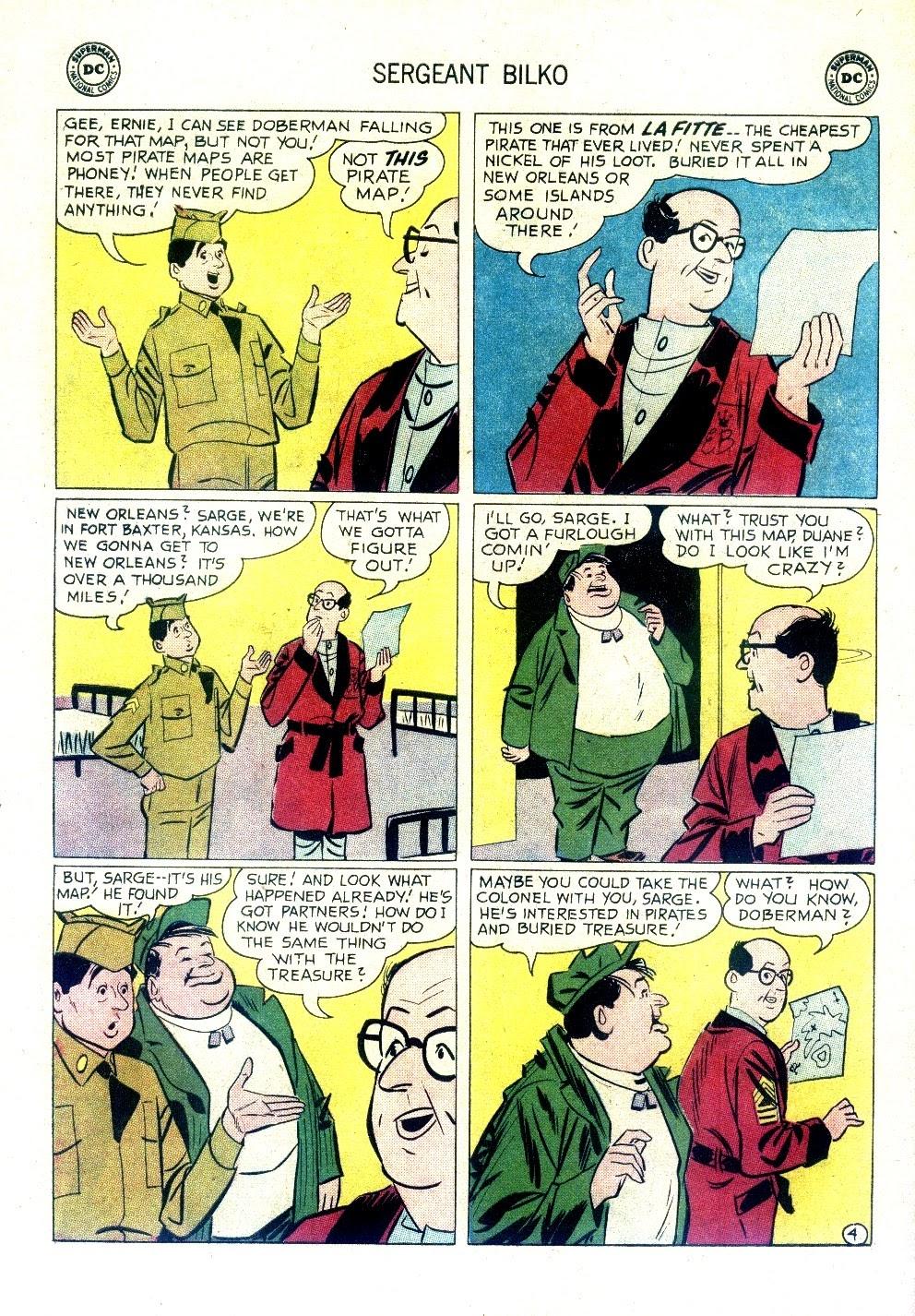 Sergeant Bilko issue 9 - Page 6