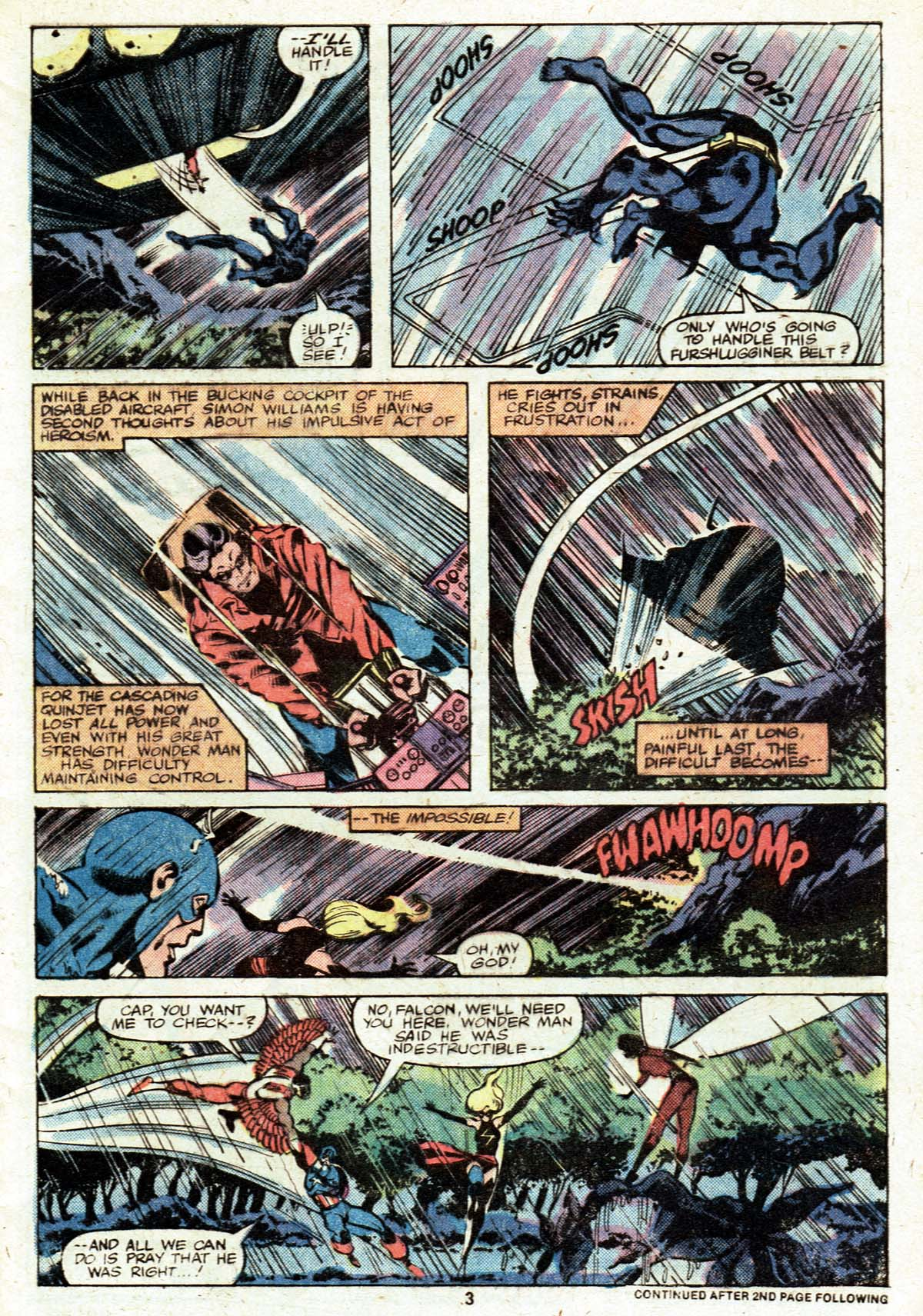 The Avengers (1963) 187 Page 3