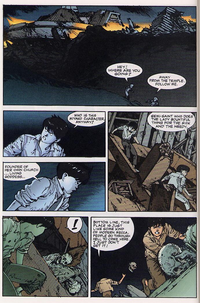 Read online Akira comic -  Issue #24 - 46
