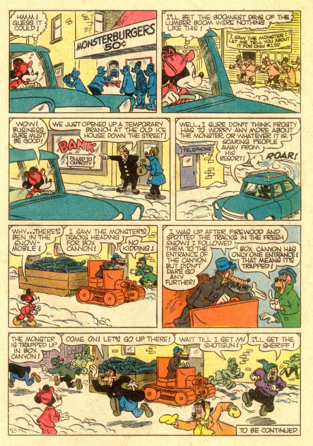 Walt Disney's Comics and Stories issue 221 - Page 33