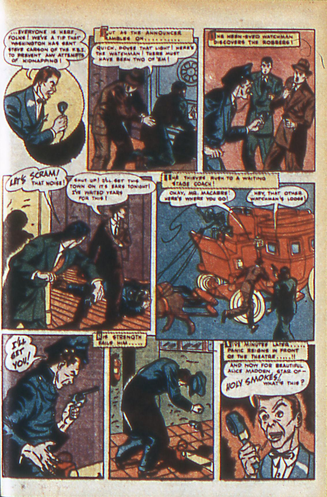Read online Adventure Comics (1938) comic -  Issue #60 - 30