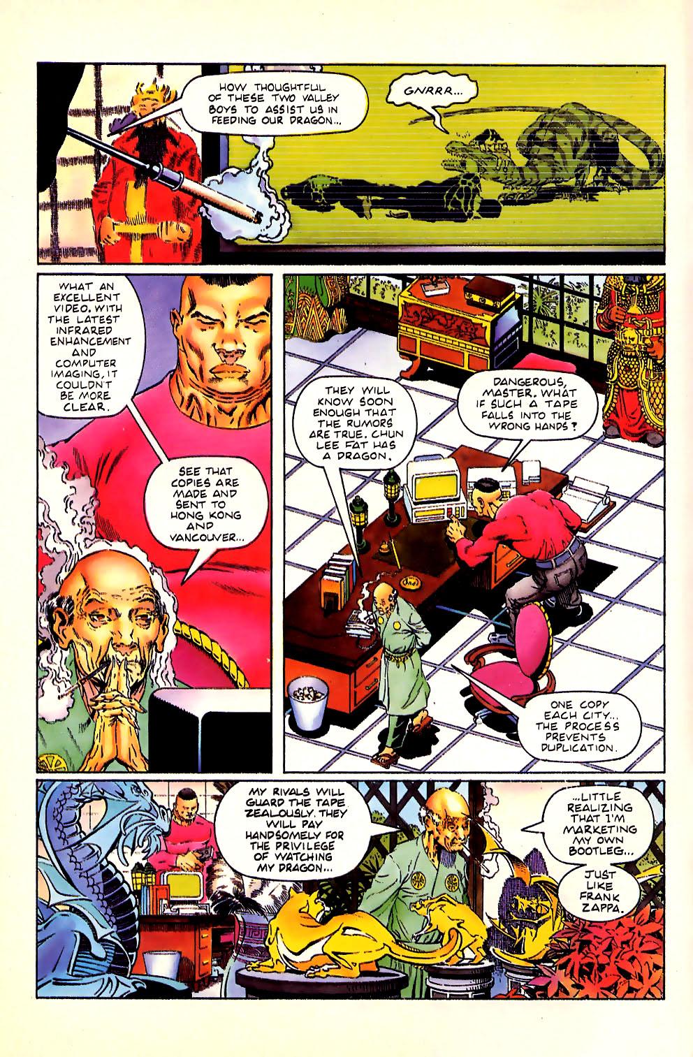 Read online Turok, Dinosaur Hunter (1993) comic -  Issue #11 - 5