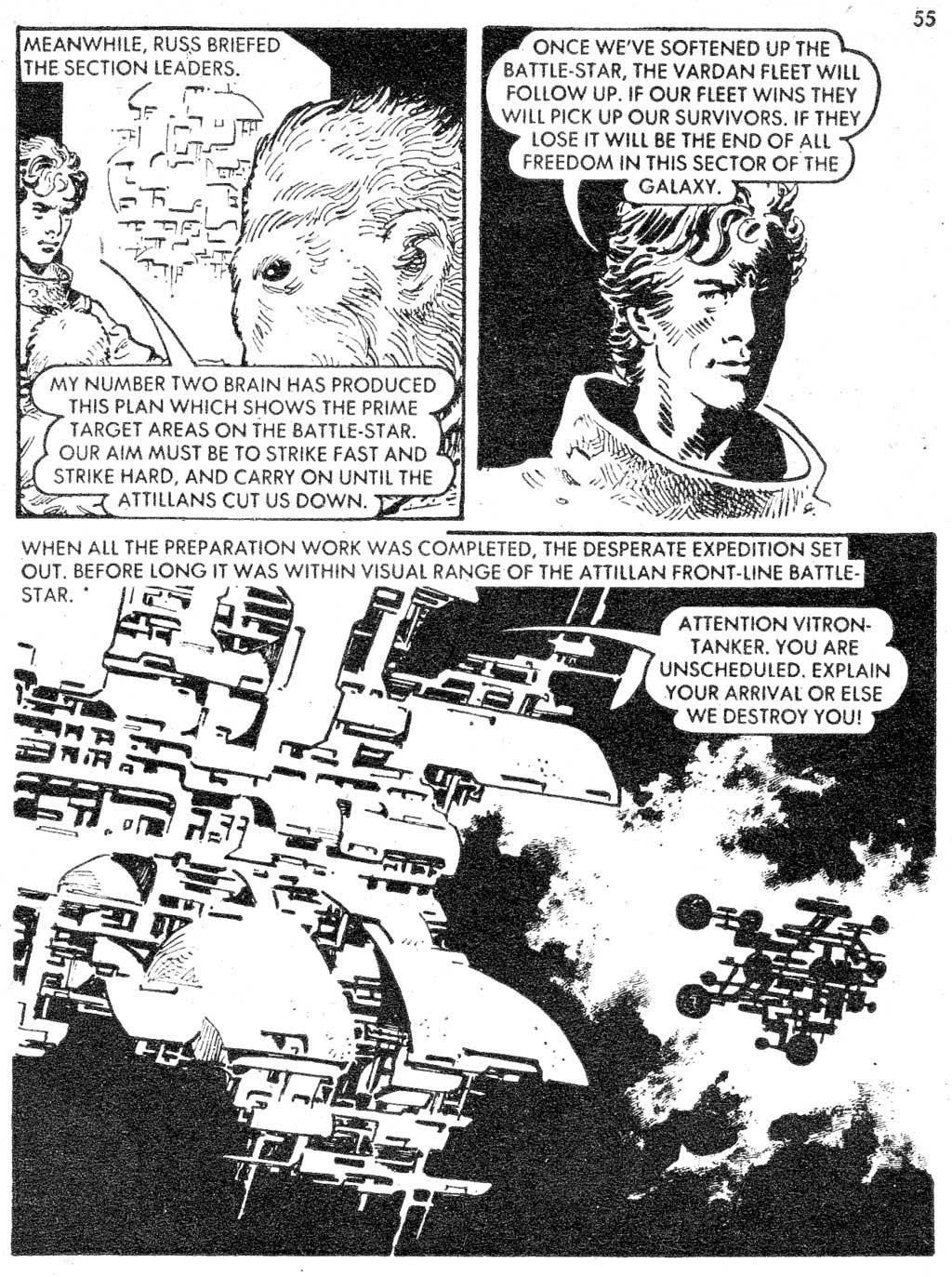 Starblazer issue 87 - Page 55
