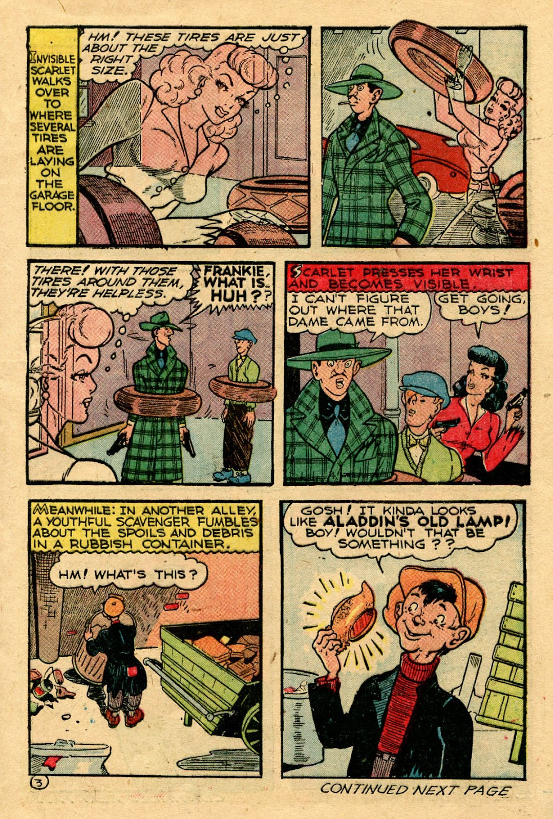 Read online Famous Funnies comic -  Issue #116 - 13