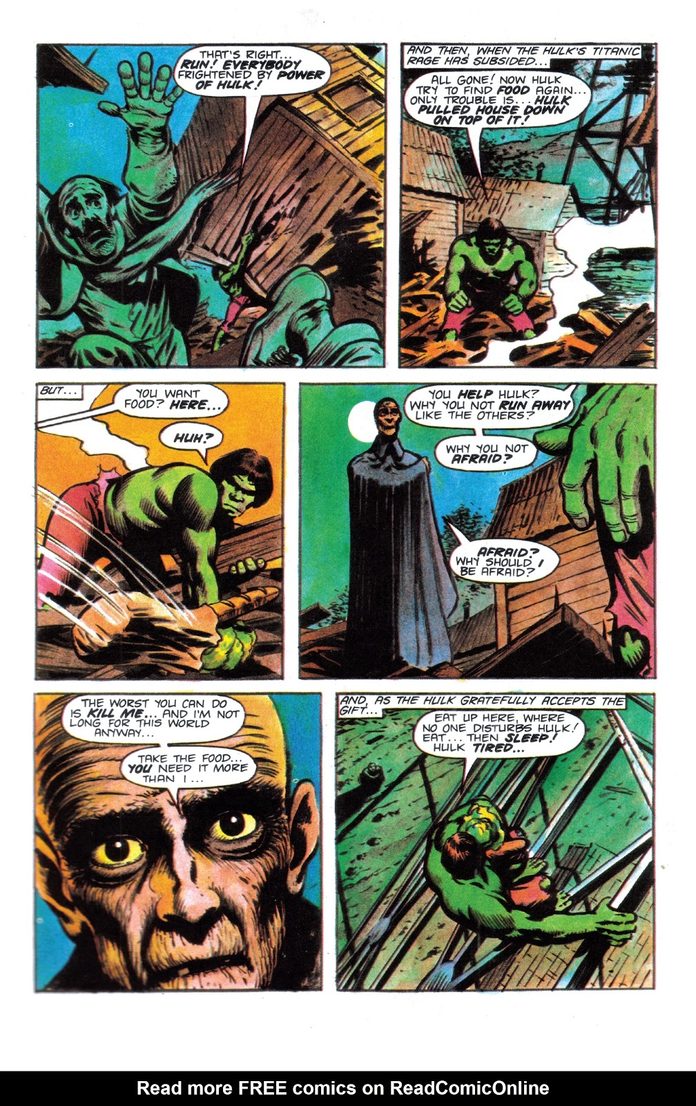 Read online Hulk: From The Marvel UK Vaults comic -  Issue # TPB (Part 2) - 40