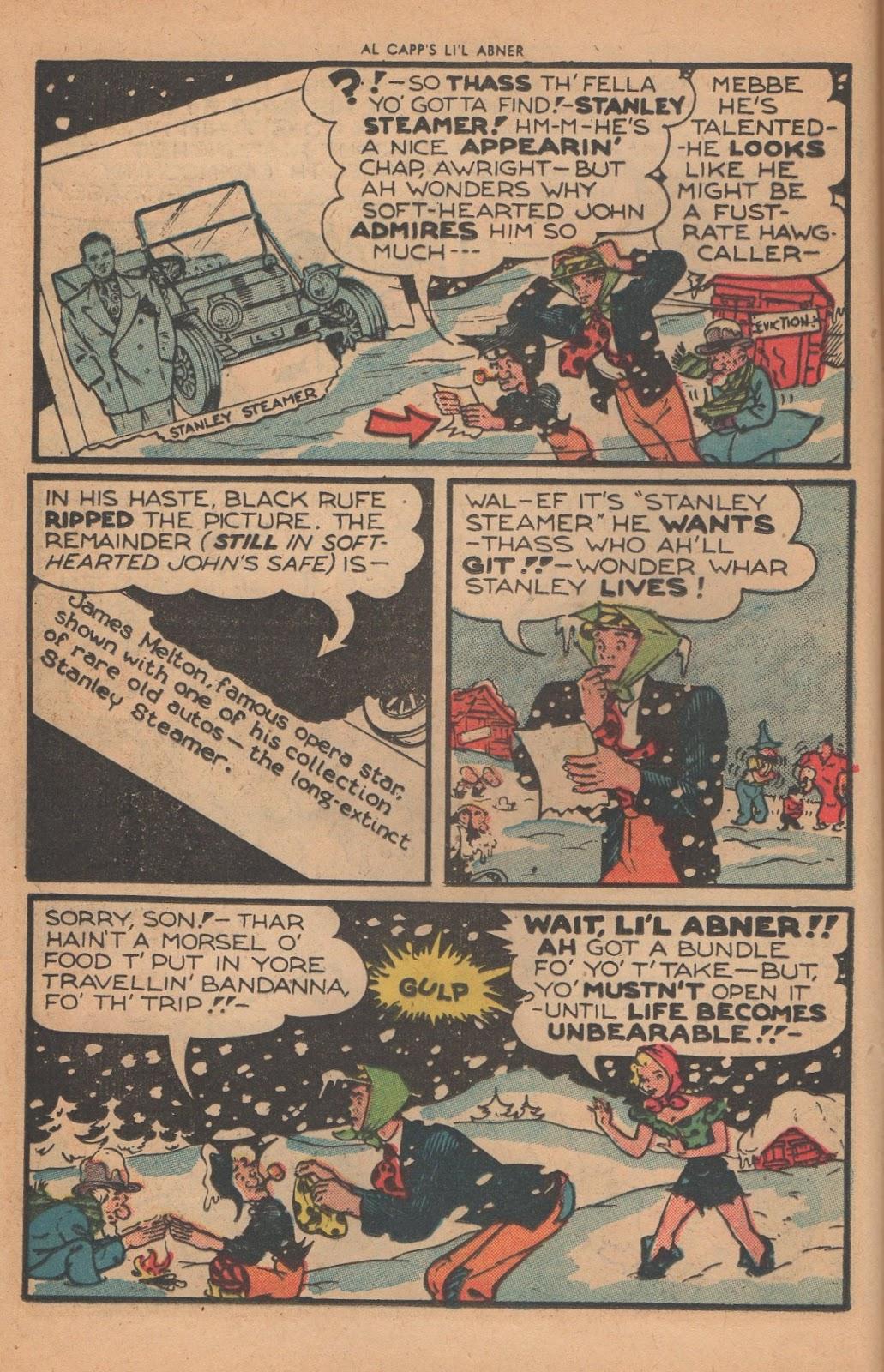 Li'l Abner Comics issue 77 - Page 12