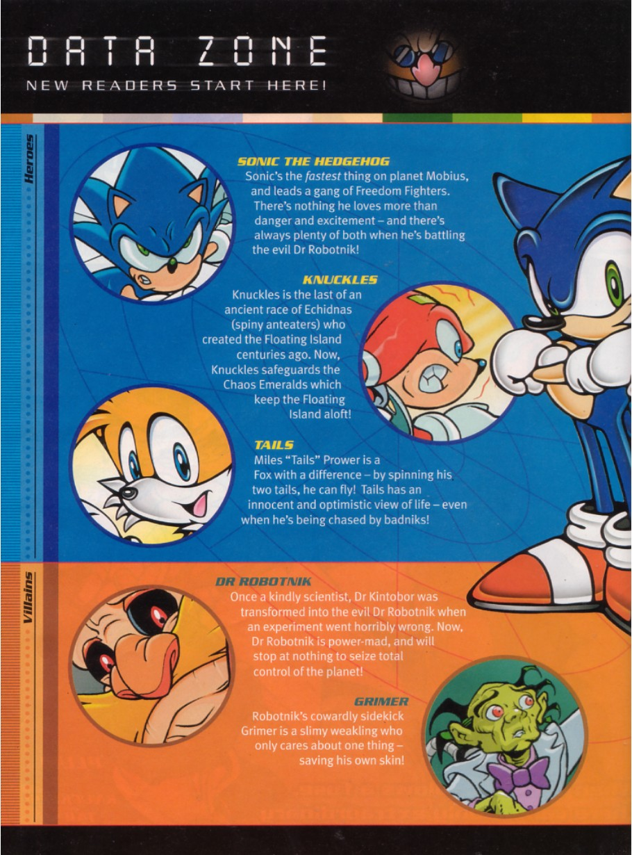 Read online Sonic the Comic comic -  Issue #189 - 2