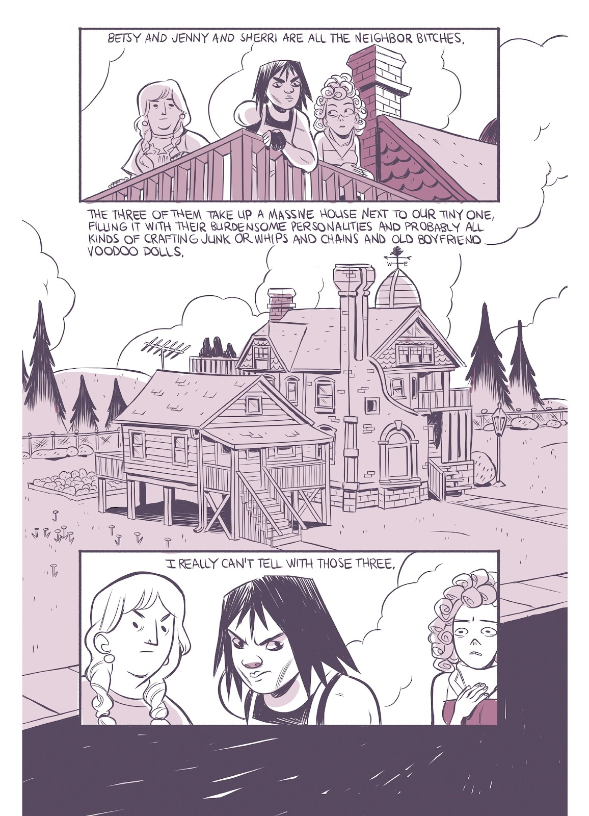 Read online Girl Town comic -  Issue # TPB (Part 1) - 12