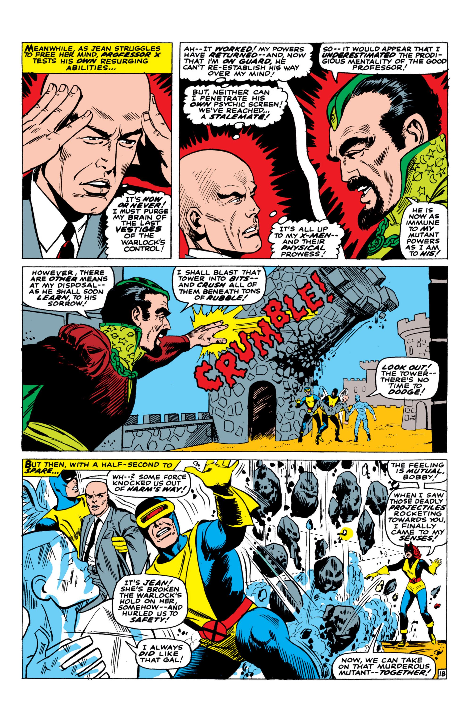 Uncanny X-Men (1963) 30 Page 18