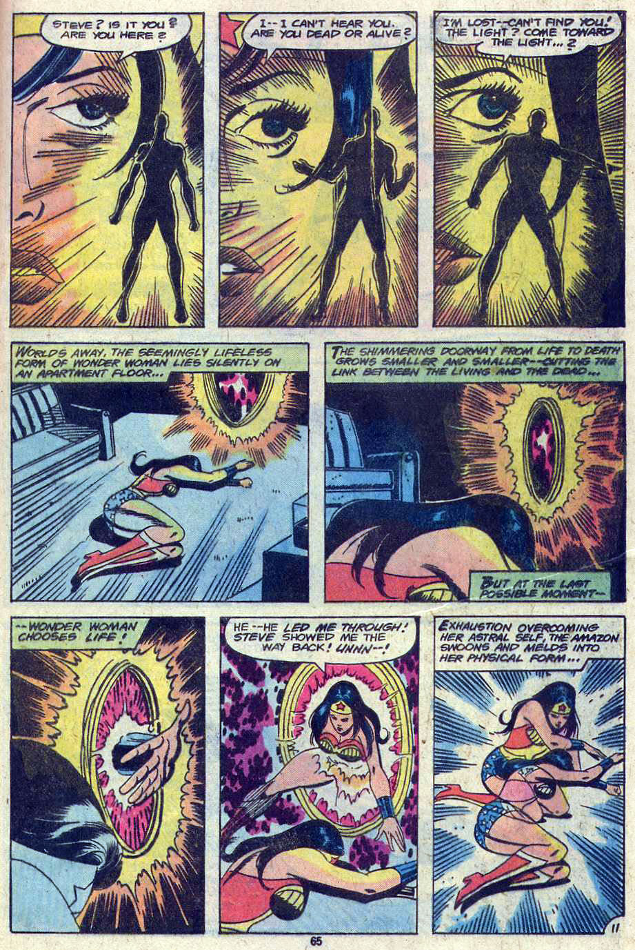 Read online Adventure Comics (1938) comic -  Issue #460 - 65