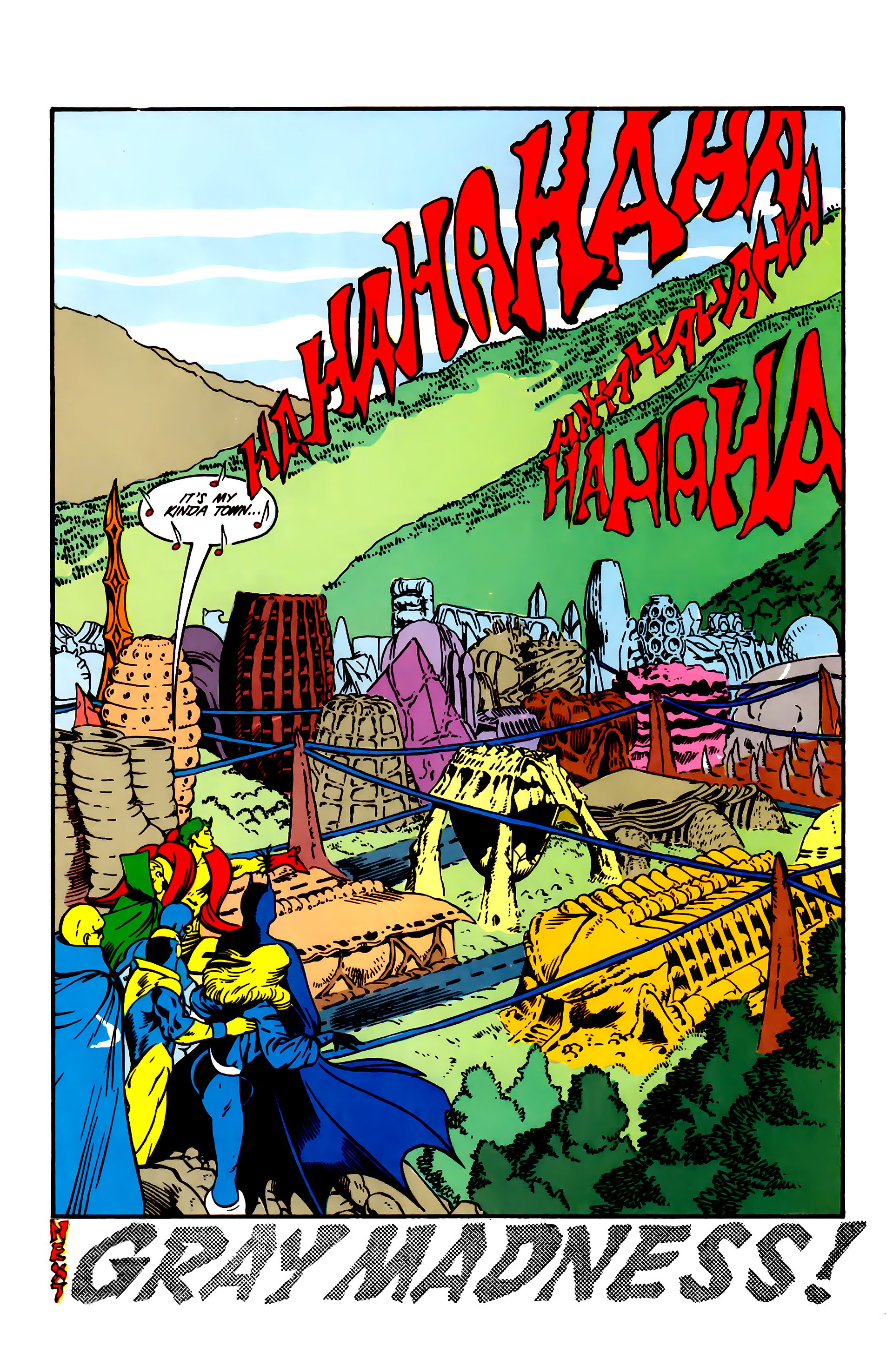 Read online Justice League (1987) comic -  Issue #5 - 23