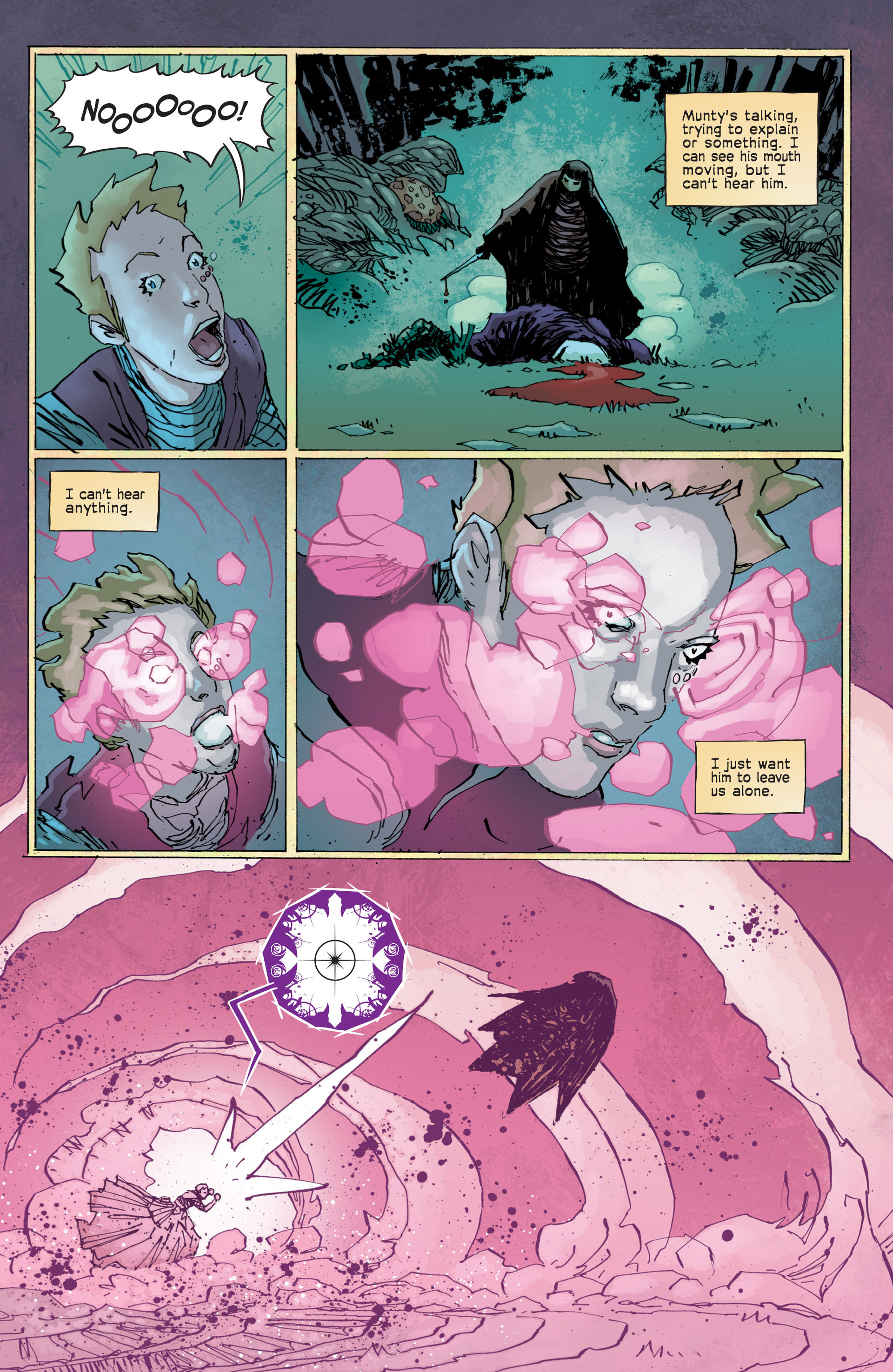 Read online Umbral comic -  Issue #12 - 18