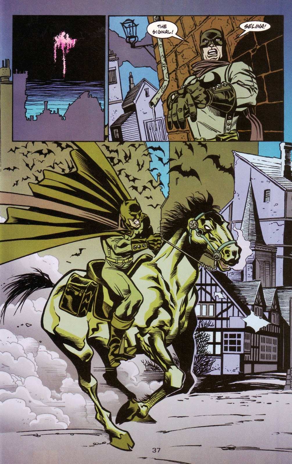 Batman: Two Faces issue Full - Page 38